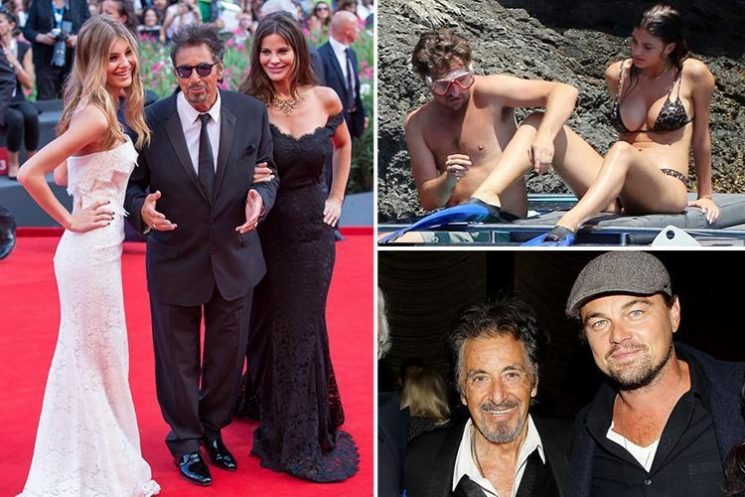 From extremely busty PDAs to a budding bromance – Inside Leonardo DiCaprio's relationship with 21-year-old model Camila Morrone and their bizarre double dates with stepdad Al Pacino