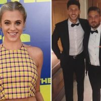 Love Island's Laura Crane forced to deny she's split with Jack Fowler after he attends Simon Webbe's wedding without her