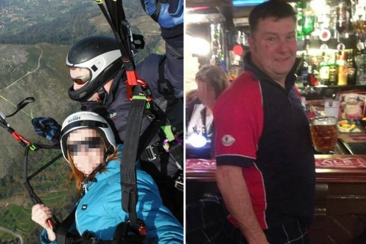 British paraglider killed in mid-air crash with another pilot during Macedonia competition