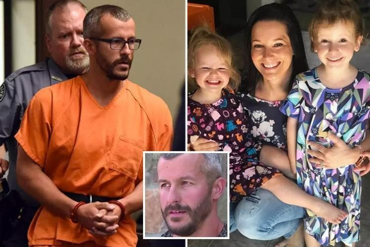 Colorado dad Chris Watts 'STRANGLED daughters, 4 and 3, and stuffed their bodies in oil drum before killing pregnant mum'
