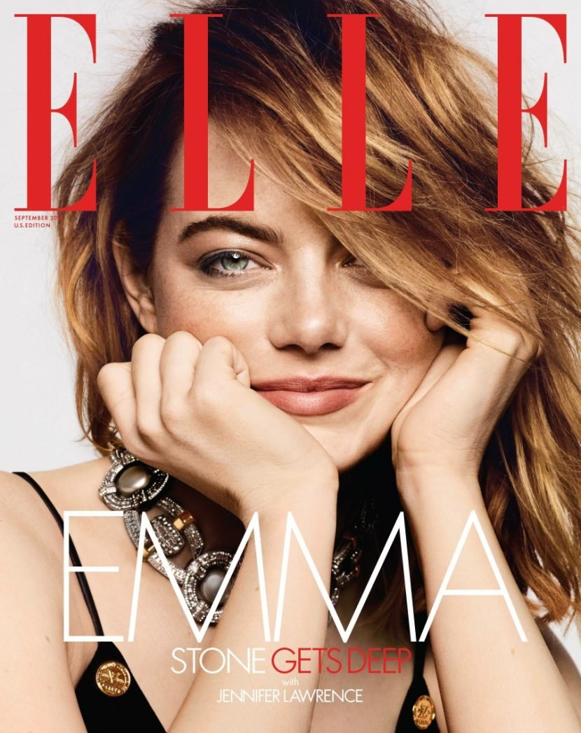 Emma Stone: 'It's weird how much turning 30 crystallizes your life'