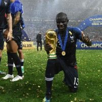 Why World Cup medal means nothing to N'Golo Kante