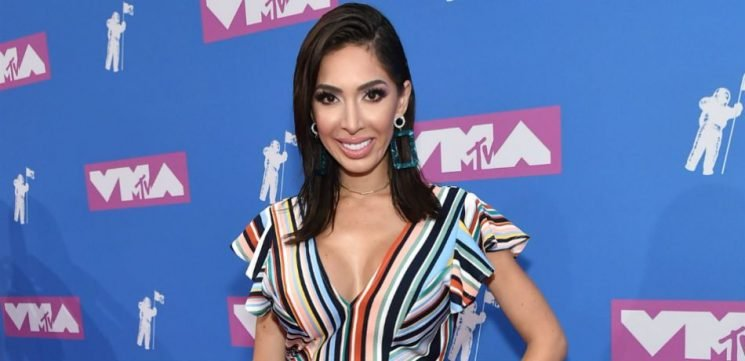 'Teen Mom' Farrah Abraham Wants Selena Gomez To Play Her In A Movie