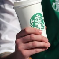 Starbucks Pumpkin Space Latte's are back – and it's only August