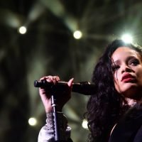 Rihanna Appears to Be Working on a New Album