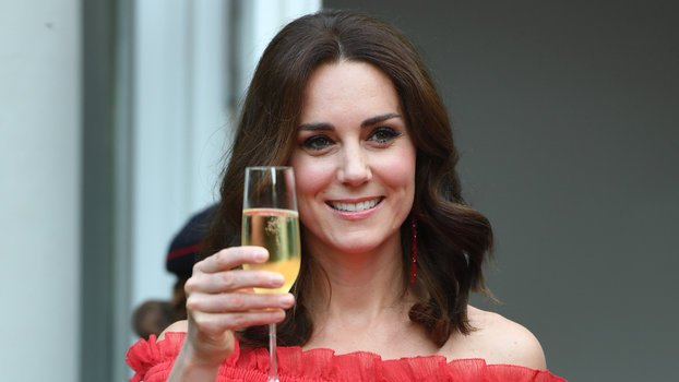 Remember That Time Kate Middleton Founded a Drinking Society?