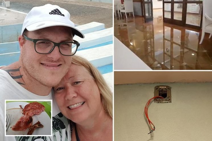 Brit couple's Virgin Holidays break to Cuba ruined by 'Fawlty Towers'-style hotel – where they had to wade through sewage