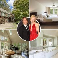 Nicole Kidman knocks £195,000 off pricey four-bedroom Tennessee home she shares with Keith Urban after two months on the market for £2million