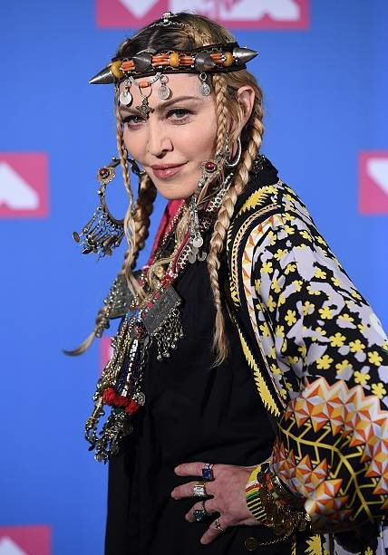 Madonna claims she 'did not intend to do a tribute' to Aretha Franklin at the VMAs