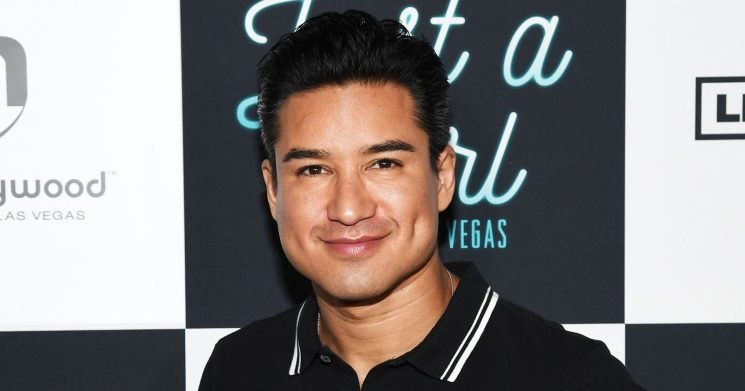 Mario Lopez's Kids Will Be Jealous of His Pic With Eva Longoria's Baby