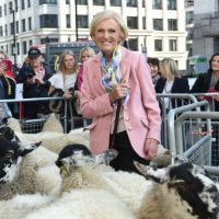 Judge Mary Berry Said She Tries To Deliver News Gently