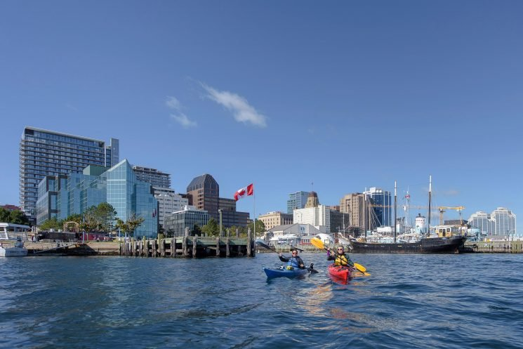 Halifax is a must for anyone interested in the Titanic – but a visit to the Canadian city is not all about doom and gloom