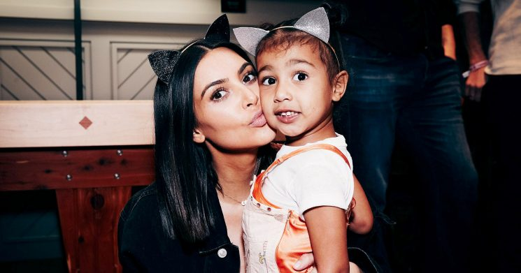 North West Asks Mom Kim Kardashian: 'Why Are You Famous?'