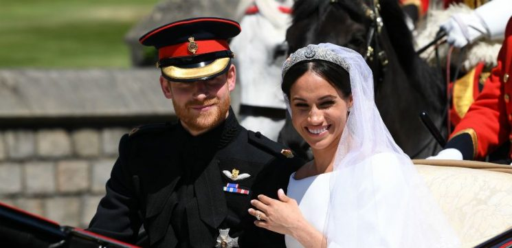 Kate Middleton's Surprise Role In Meghan Markle's Wedding, Was She The 'Mystery Bouquet Woman'?