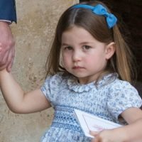 When And If Princess Charlotte Becomes Princess Royal Will Be Up To Prince William