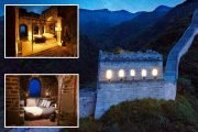 Airbnb scraps Great Wall of China sleepover competition after online backlash