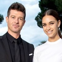 Robin Thicke's GF Was Taking Birth Control Pills When She Became Pregnant