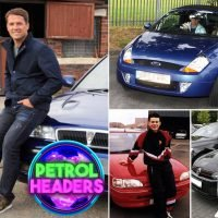 From David Beckham's Ford Escort to Wayne Rooney's Ford Sportka, even the biggest names had not-so-flash cars to start with