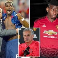 Manchester United boss Jose Mourinho says Paul Pogba is 'happy' at club – but Barcelona still on the prowl