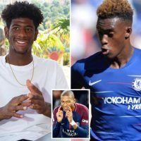 Chelsea prodigy Callum Hudson-Odoi has the qualities to be the Premier League's Kylian Mbappe, says Jonathan Panzo