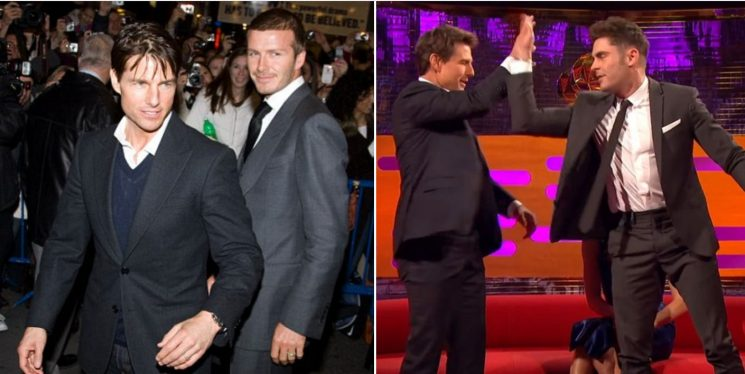 15 Celebs Who Were Friends With Tom Cruise (And 10 Who Keep Their Distance)