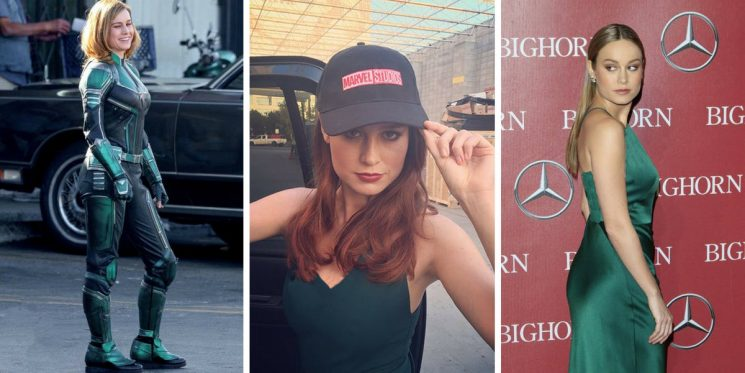 25 Things The World Should Know About Marvel's Upcoming Star Brie Larson