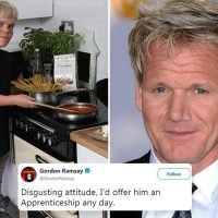 Gordon Ramsay offers job to teen dwarf banned from cooking course due to 'health and safety risk' if he got in the way