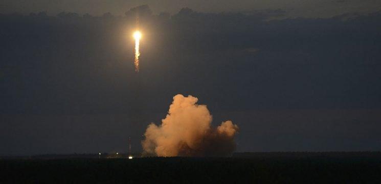 Russian Satellite's Mysterious Behavior Raises Concern In The U.S.