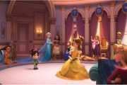 People Have Mixed Reactions About Princess Tiana's Hair in Wreck It Ralph 2