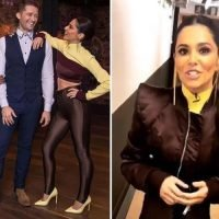 Cheryl fans go wild as she posts snap of co-stars Matthew Morrison and Strictly Come Dancing's Oti Mabuse as they film new TV show The Greatest Dancer