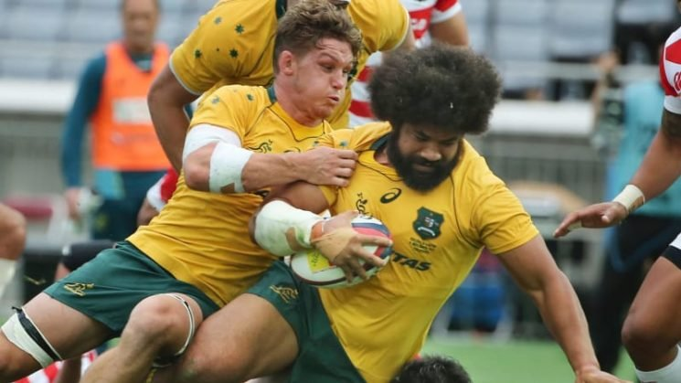 New-look Wallabies front row named to face All Blacks