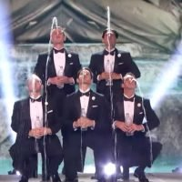 AGT's Human Fountains Defend Their Spitting Act — Called 'Stupid' and 'Disgusting' by Judges