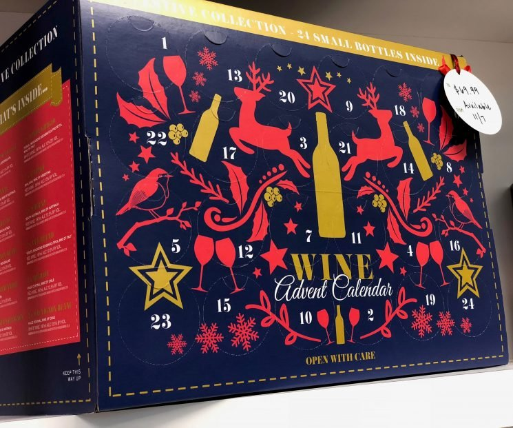 Aldi Is Selling Wine and Cheese Advent Calendars This Holiday Season