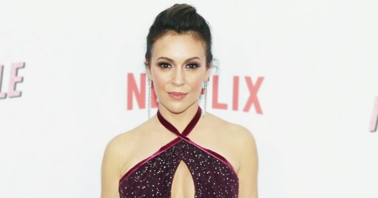 Alyssa Milano: I'm 'Ready' to Have the Sex Talk With My Kids