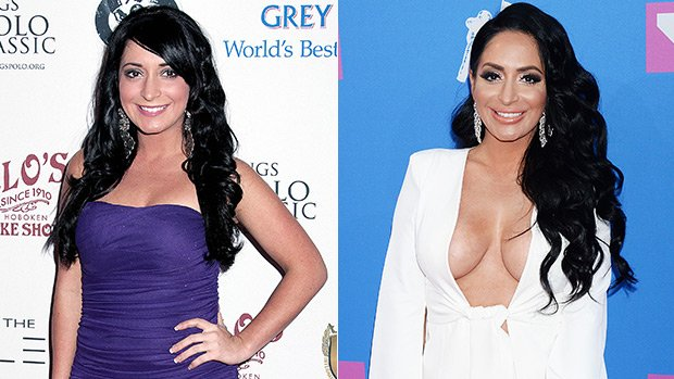 'Jersey Shore' Stars Snooki & Angelina's Plastic Surgeon Reveals Secrets About Their Boob Jobs