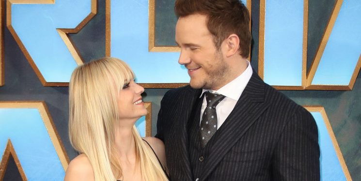 Chris Pratt and Anna Faris Spotted on a Walk Together One Year After Announcing Their Split
