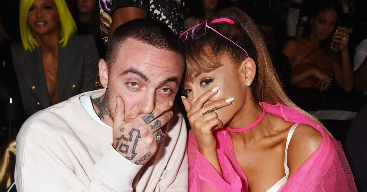 Ariana Grande Claps Back at Fan Who Accused Her of Cheating on Mac Miller