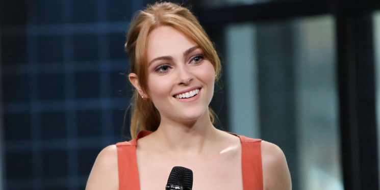 AnnaSophia Robb Had To Go To The Hospital After Filming an Intense Scene for 'Down a Dark Hall'