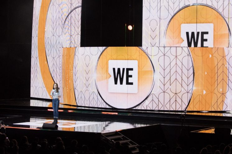 How To Donate & Help Kids On 'We Day'