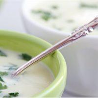 Make Julia Child's Iconic Potato-Leek Soup Tonight!