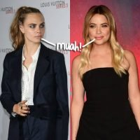 Cara Delevingne & Ashley Benson Spotted Kissing — But Are They Dating?! Details HERE!