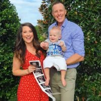 Carly Patterson Is Pregnant! Olympic Gymnast Expecting Second Child 10 Months After Son's Birth
