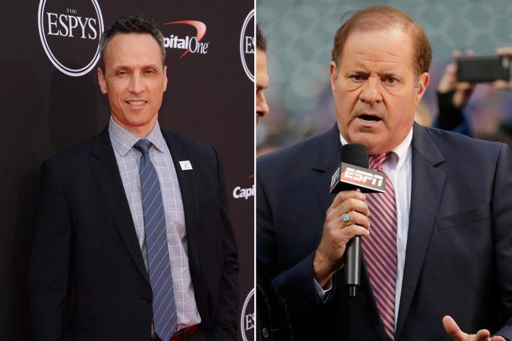 The head of ESPN is behind Chris Berman's tricky return