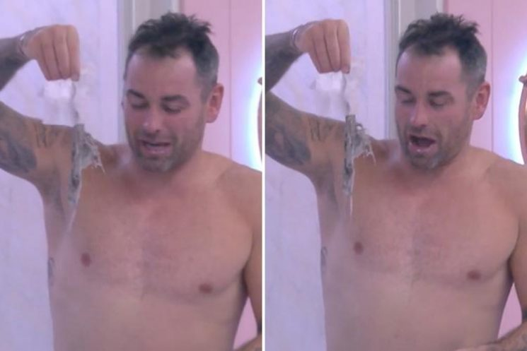Celebrity Big Brother's Ben Jardine gags as he finds mass of tangled pubic hair in shower plug
