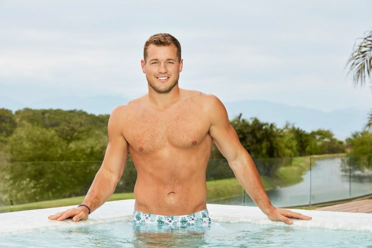 Colton Underwood Gained 12 Lbs. on Bachelor in Paradise from Chips and Guacamole