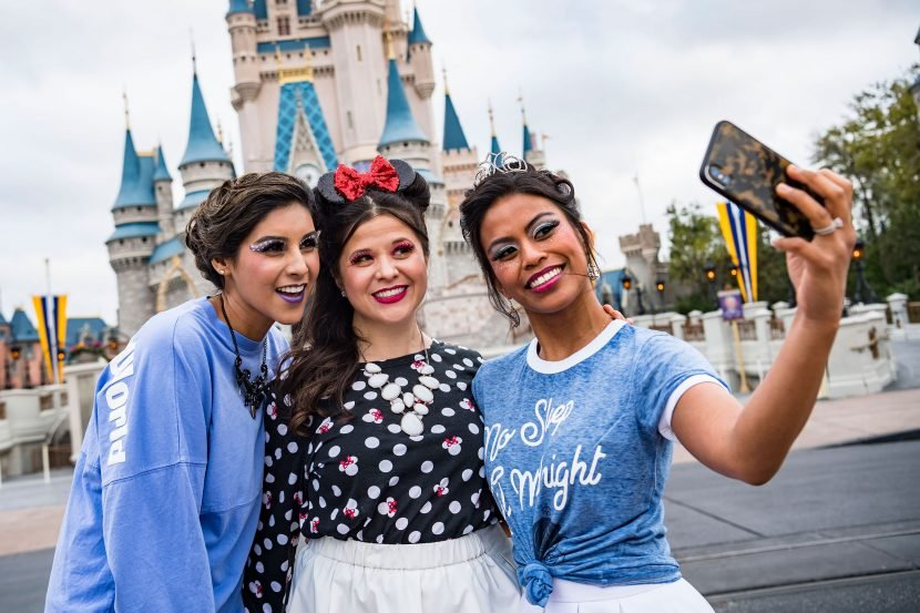 Disney World Is Offering Princess Makeovers to Adults Who Want to Fulfill Their Childhood Dreams