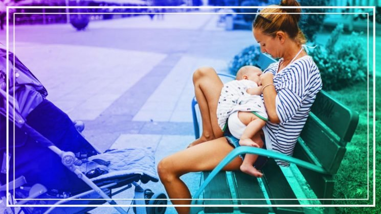 Public Breastfeeding Is Now 'Protected' in All 50 States, but the Internet Is Skeptical