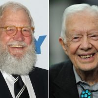 David Letterman and Jimmy Carter launch Habitat project
