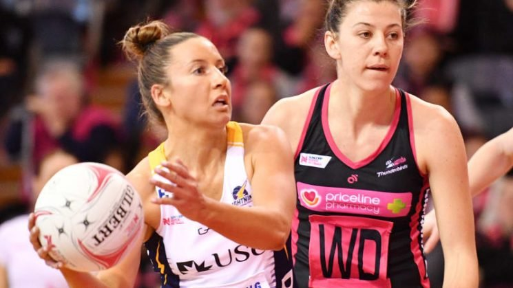 Browne could earn Diamonds netball call-up