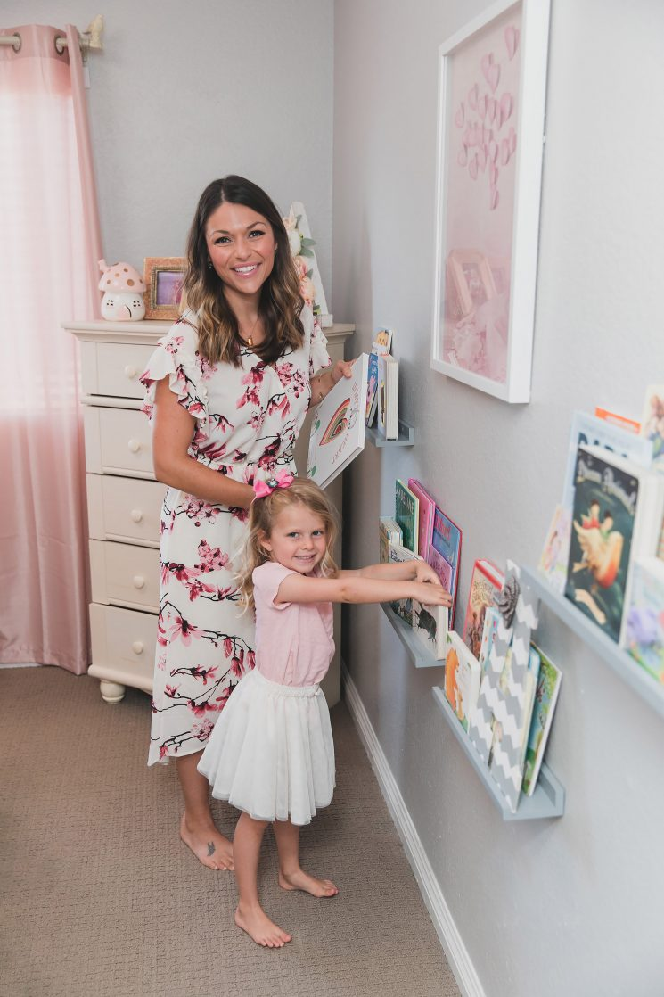 Bachelorette DeAnna Pappas Dishes on Daughter Addison's 'Big Girl' Bedroom